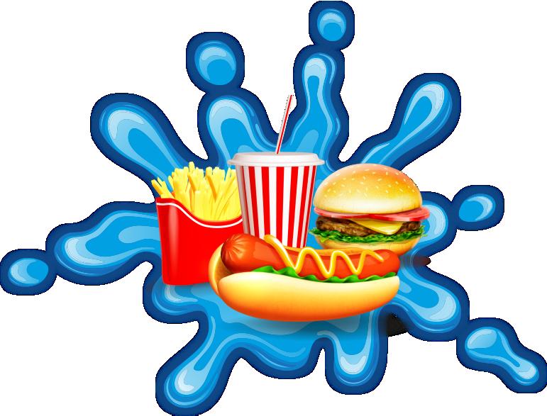 AQUAPARK oferta menu oct nov 1