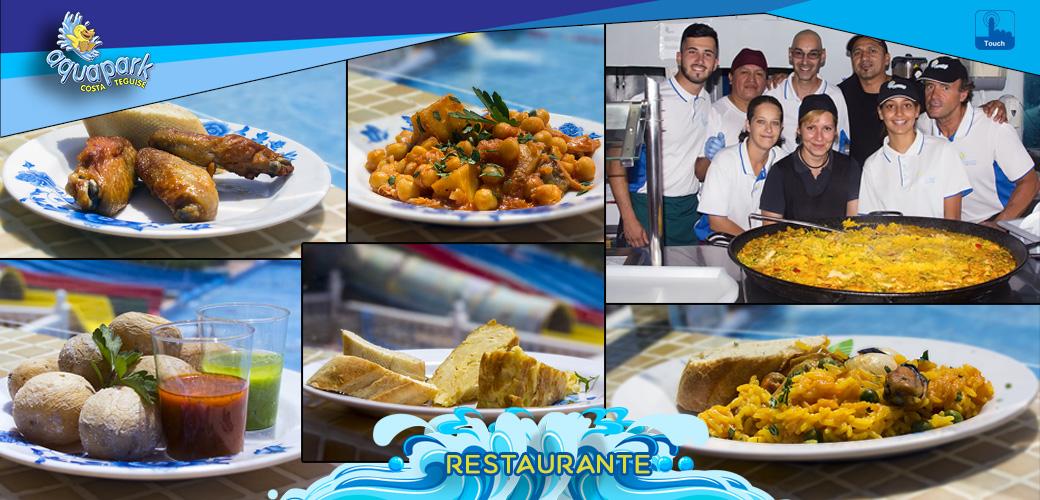 Restaurante Aquapark