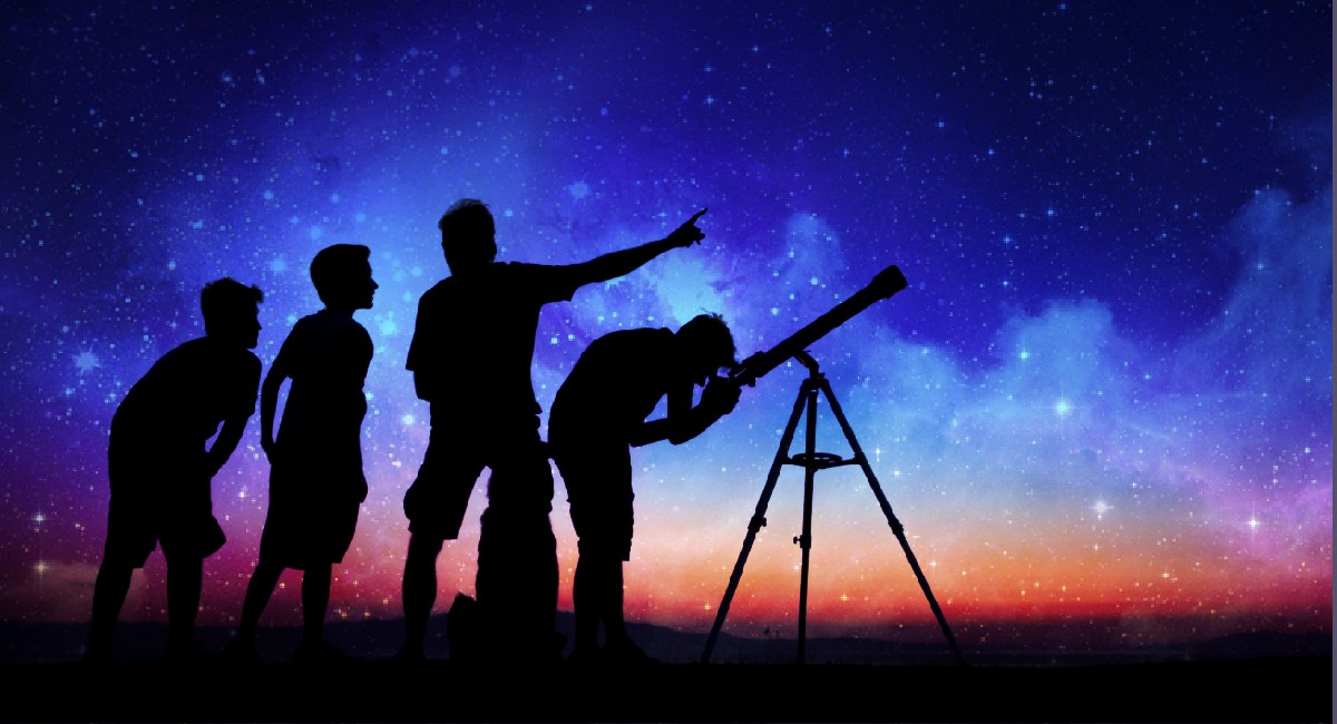 Gaining experience in learning the techniques of Observational Astronomy!